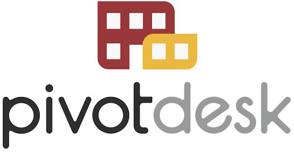 pivot desk logo
